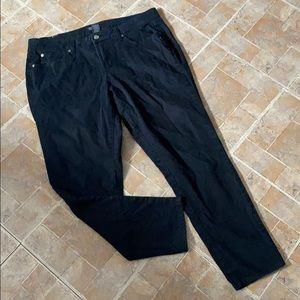 Zanadi skinny jeans size women's 14